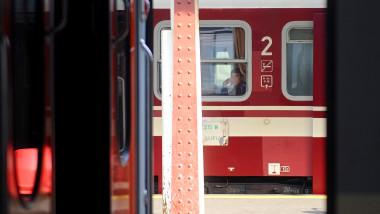 tren in gara de nord mfax