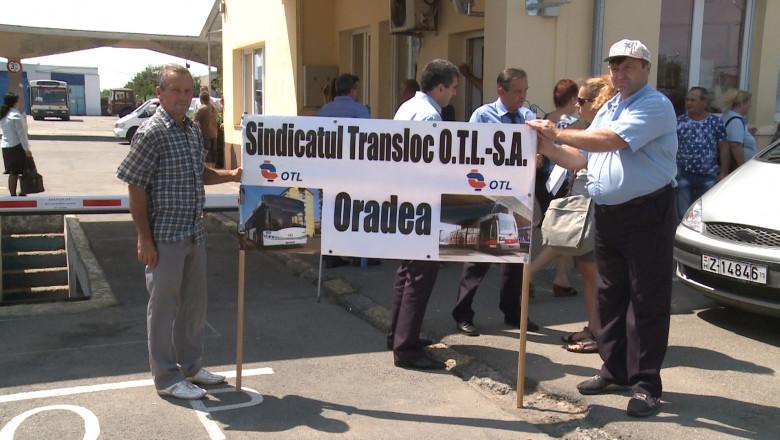 protest OTL pancarta