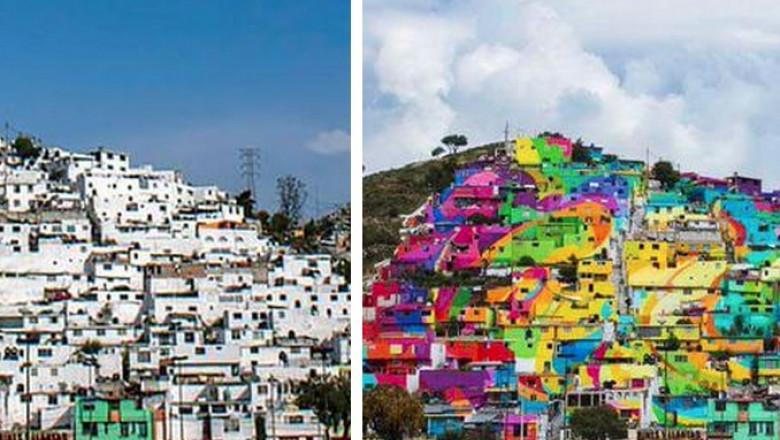 arta de strada mexic