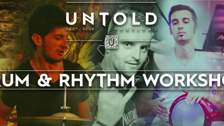 Drum-Rhythm-Workshop