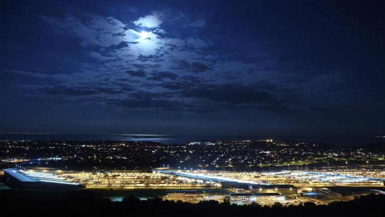 Luna albastra getty 31.07