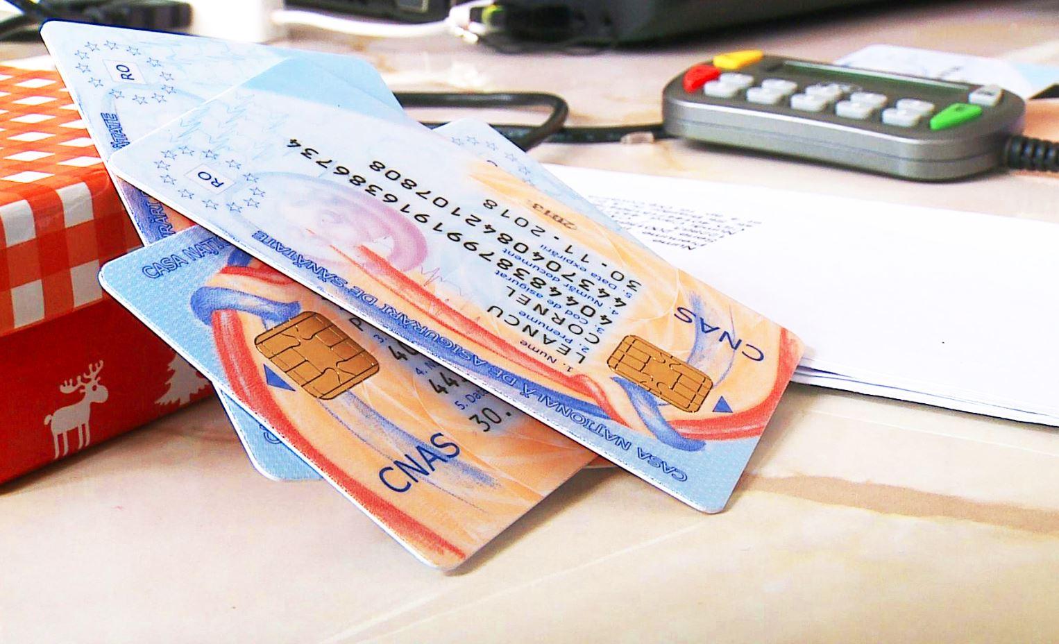 Cardul de sanatate devine obligatoriu de miercuri, 1 iulie, pentru unele servicii medicale