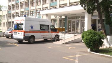 ambulanta la spitalul municipal