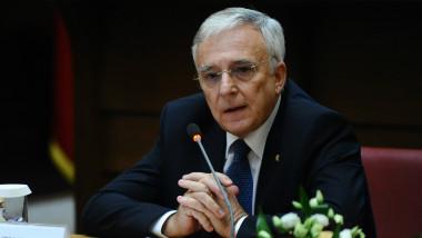 Mugur Isarescu Bucuresti AGERPRES 04 08 2015