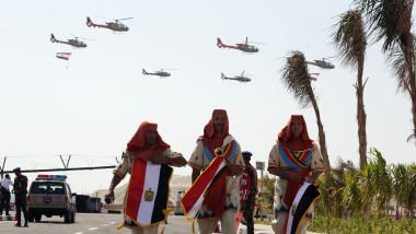 ceremonii extindere canalul suez getty 6082015