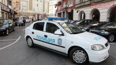 masina de politie bulgaria dnevnik bg 09 08 2015