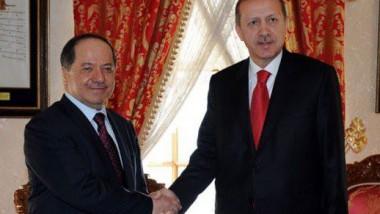 masud barzani cu erdogan 2012
