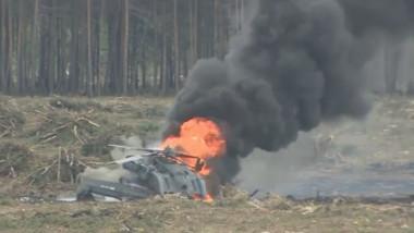 elicopter rusesc prabusire