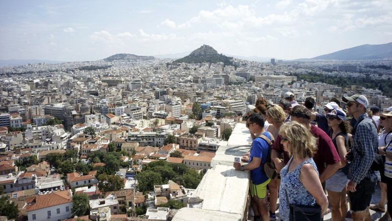 turisti vacanta - GettyImages - 2 august 15