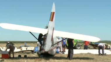 avion braila - captura