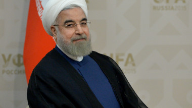 Hassan Rouhani - GettyImages - 3.8.22015