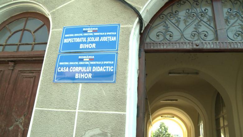 inspectoratul Scolar Bihor
