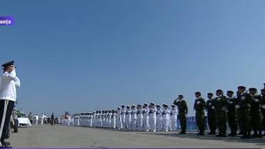 ceremonii ziua marinei