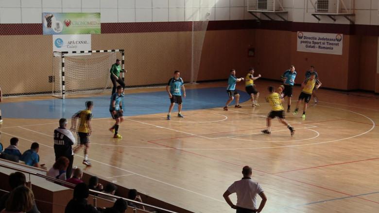 handbal masculin