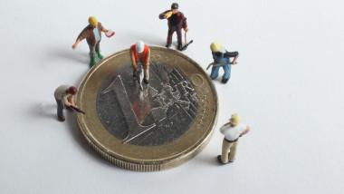 Fonduri europene moneda euro GettyImages august 2015
