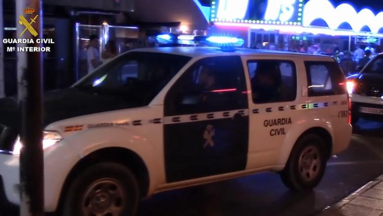 masini garda civila spaniola