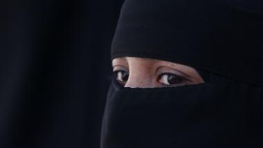 jihadista islamista femeie niqab -GettyImages-111976665- 19082015