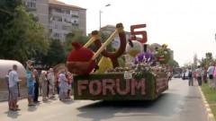 carnavalul florilor 2014