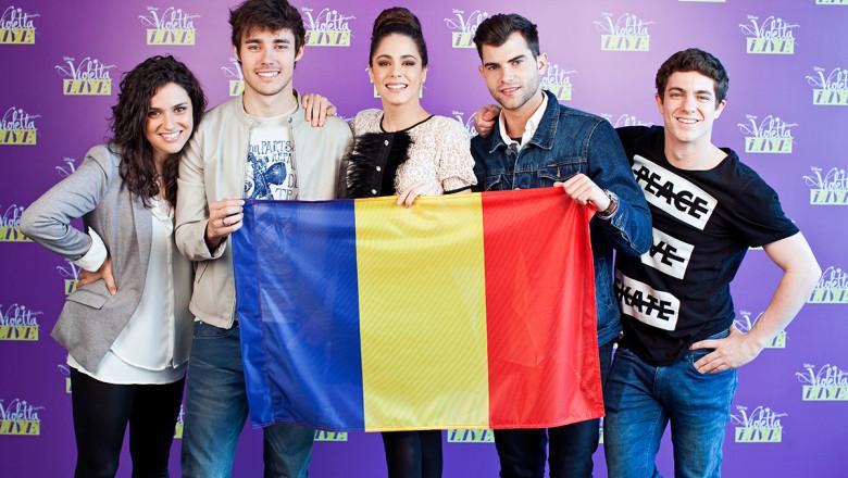 Violetta - Romania