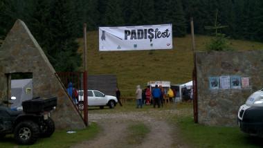 PadisFest pancarta