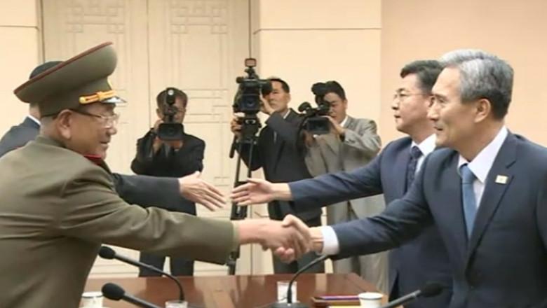 acord coreea