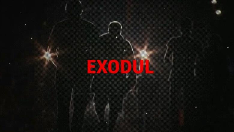 coperta exodul
