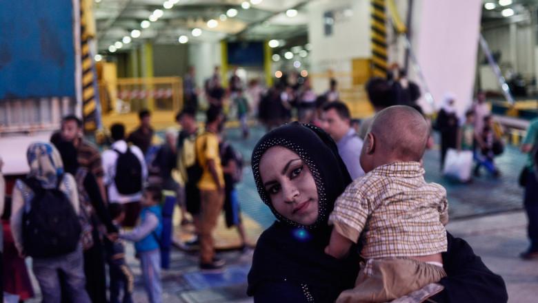 refugiati imigranti copil - GettyImages - 27 august 15-1