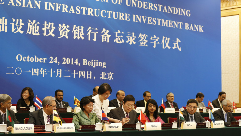 china banca infrastructura - GettyImages - 27 august 2015