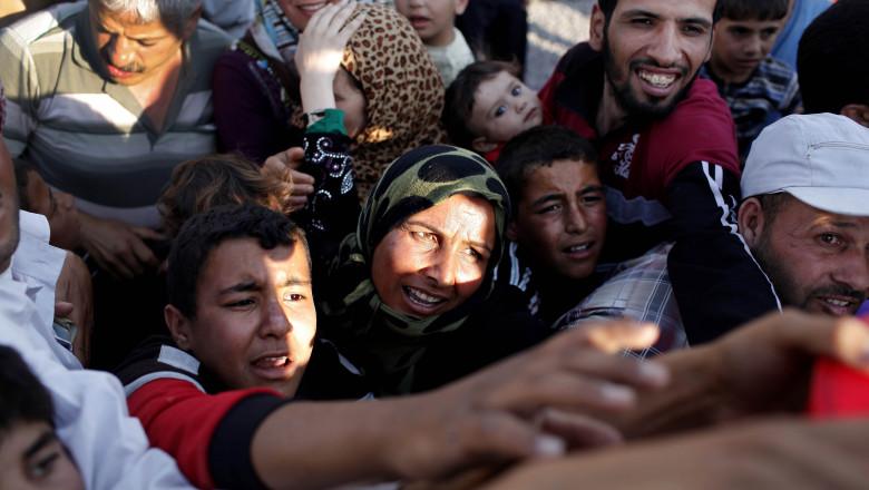 refugiati sirieni siria - GettyImages - 11 august 2015-1