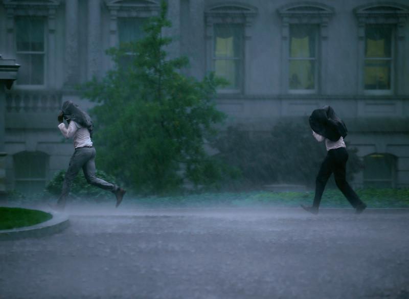 ploaie aversa oameni - GettyImages - 20 august 15