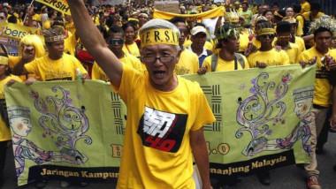 proteste malaezia twitter 30 08 2015