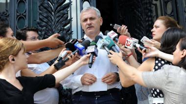Liviu Dragnea declaratii PSD august 2015