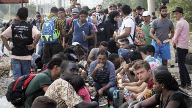 refugiati imigranti - serbia - GettyImages - 4 sept 15
