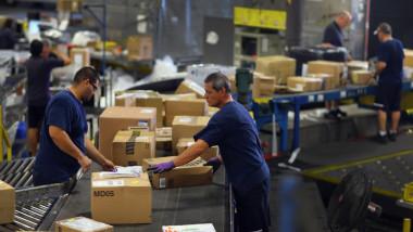 Muncitori angajati GettyImages august 2015
