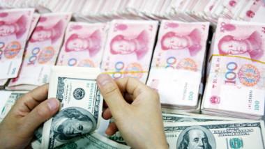 bani yuani dolari getty