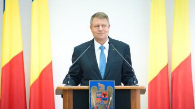 Klaus Iohannis declaratii presidency.ro.septembrie 2015 1