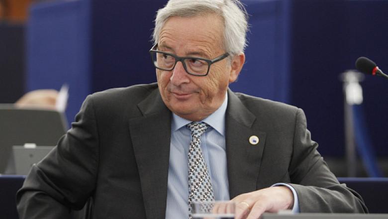 Jean Claude Juncker Getty