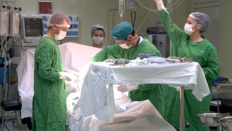 prelevare organe operatie