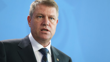 klaus iohannis - GettyImages - 24 iulie 2015
