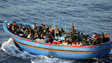 tunisieni tunisia lampedusa imigranti - GettyImages - 1 sept 15