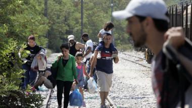 refugiati imigranti - GettyImages - 26 august 15