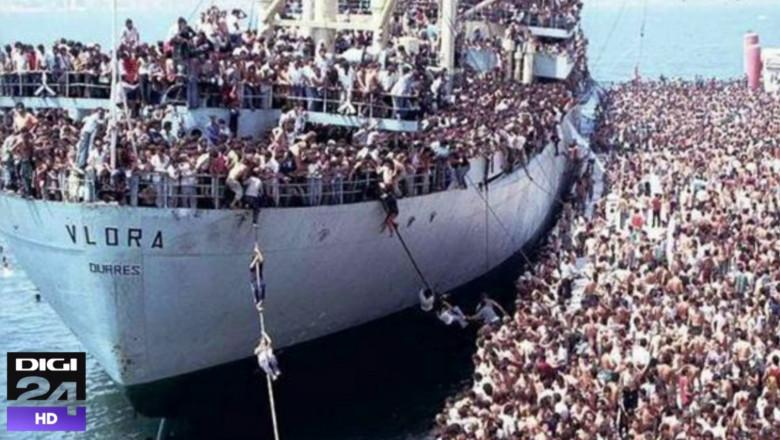vlora nava refugiati captura