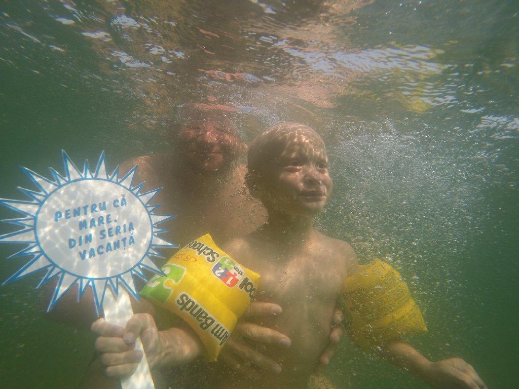 water selfie