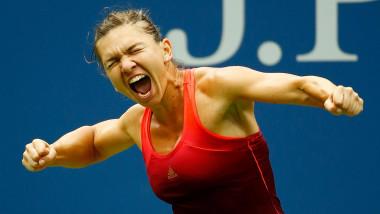 simona halep foto US Open Tennis Championships Facebook 11 09 2015