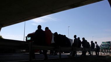 refugiati pod camion - GettyImages - 12 sept 15