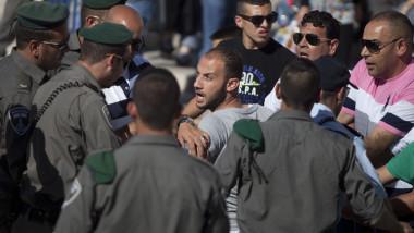 israel militari politie ierusalim - GettyImages - 13 sept 15