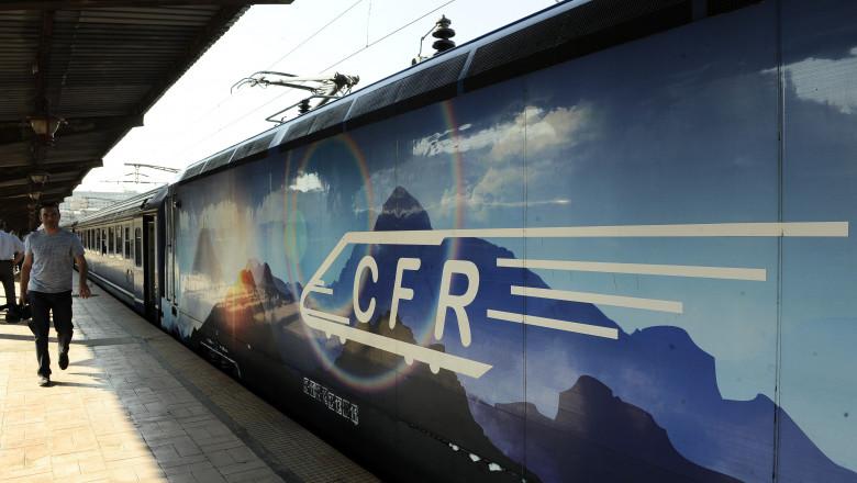 gara de nord tren- CFR -agerpres-4.9.2015 1