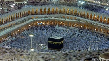 mina pelerinaj musulman - GettyImages-56579696