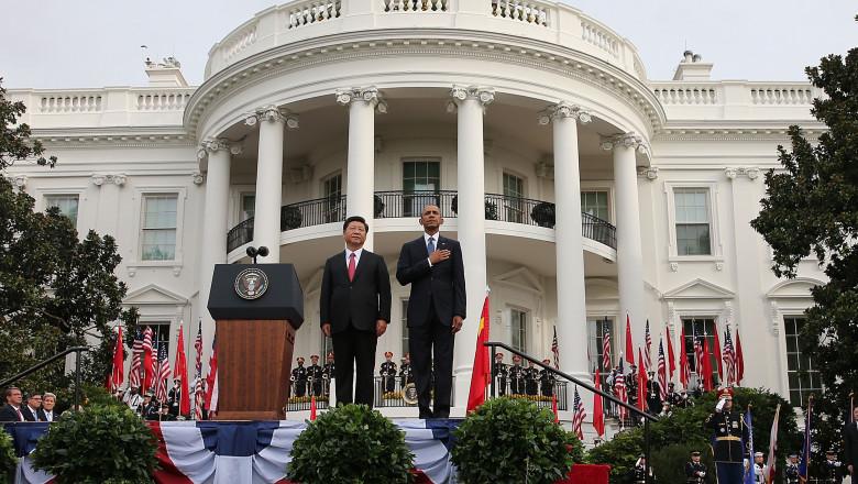 PRESEDINTE CHINA LA CASA ALBA GETTY
