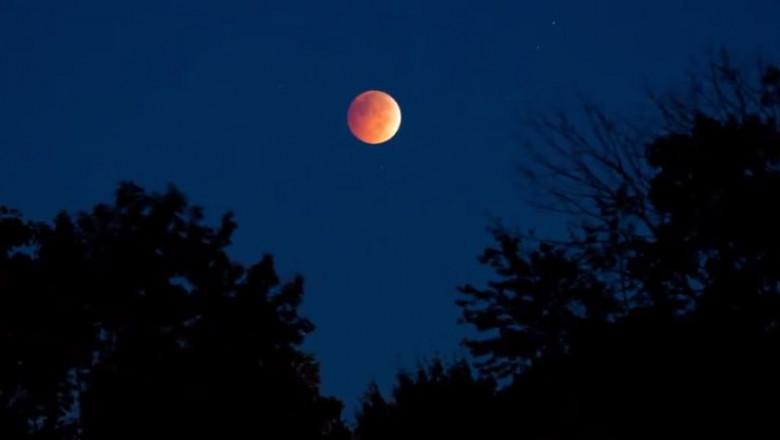 super luna de sange